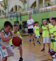 Wznawiamy zajęcia Legia Basket Schools