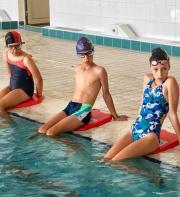 Obóz pływacki - GNIEWINO 2020
