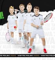Trenuj tenisa na kortach Legii!