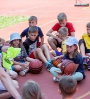 Finał Tramwajowej Akademii Koszykówki (WIDEO)