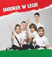 Trenuj snookera w Legii! Zapisy trwają!