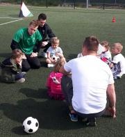 Piłkarskie Przedszkola Legii Soccer Schools ruszyły w Okuniewie