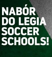Nabór do Legia Soccer Schools - 20 czerwca 2020!