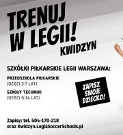 Startuje nowy sezon w Kwidzynie - Dołączcie do nas.