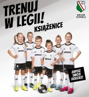 Ośrodek Piłkarski Legii w Książenicach już działa!