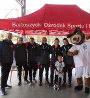 Legia Soccer Schools w Bartoszycach -zapisz dziecko i korzystaj całą rodziną z przywilejów !!!