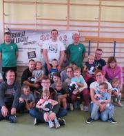 Bartoszyce już po pierwszym treningu na który zagościło 33 dzieci!!⚽️