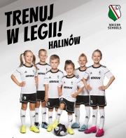 Piłkarskie Przedszkola Legii Soccer Schools w nowej lokalizacji - Halinów