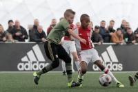 AJAX AMSTERDAM ZWYCIĘŻYŁ W LEGIA CUP 2016