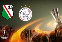 AJAX AMSTERDAM RYWALEM LEGII W LIDZE EUROPY UEFA!
