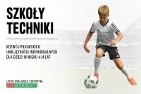 Szkoły Techniki Legii Warszawa w Siedlcach! Start 16.05!