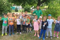 LSS odwiedziła przedszkola w Chełmie