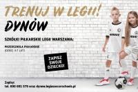 Zapisz swoje dziecko do Legia Soccer Schools w Dynowie!!