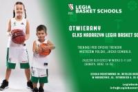 Rusza GLKS Nadarzyn Legia Basket Schools! Dołącz do nas już dziś