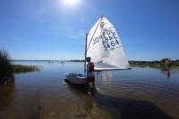 Decyzja mogła być tylko jedna:  wodujemy półkolonie Sailing Legia 2021!