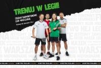 Zajęcia dla dorosłych z Legia Badminton Schools