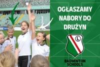 Nabory do drużyn na sezon 2021/22