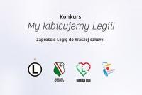 """Startuje warszawski konkurs """"My kibicujemy Legii""""!"""