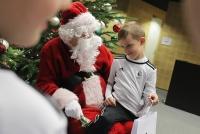 Wyjątkowy Mikołaj w Legia Soccer Schools!