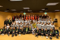 Legia Ladies spotkały się z kobiecą Reprezentacją Polski