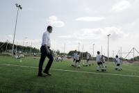 Wizyta premiera RP w Legia Training Center
