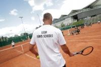 Kolejne treningi Legia Tennis Schools
