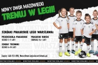Start sezonu 2020/21! Trenuj w drużynie Mistrza Polski