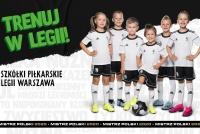 Ruszają zapisy do Szkółki Piłkarskiej Legii Warszawa w Ciechanowie!