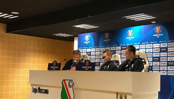 Legia Soccer Schools Zielonka na spotkaniu z piłkarzami Legii Warszawa!