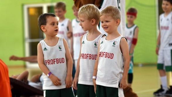 Zakończenie sezonu Legia Basket Schools