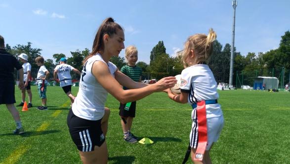 Ruszyły zajęcia w Legia Rugby Schools