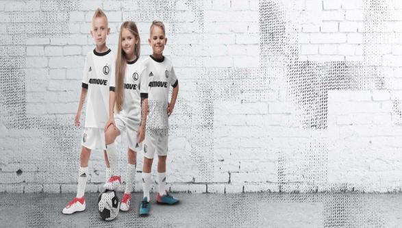 Zapisz swoje dziecko do Legia Soccer Schools!