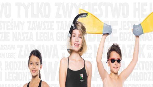 BEZPIECZNIE NAD WODĄ z Legia Swimming Schools