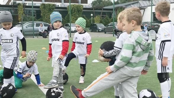 wrześniowe treningi, sezon 2018/19.