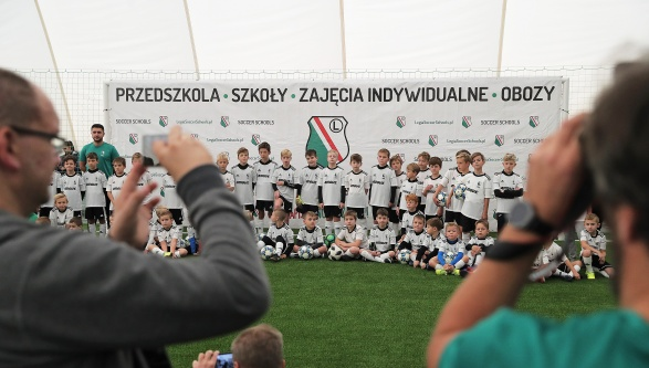 Otworzyliśmy Legia Soccer Schools w Książenicach