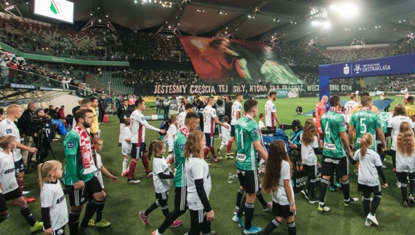 Mecz Legia Warszawa - Górnik Zabrze 5:1