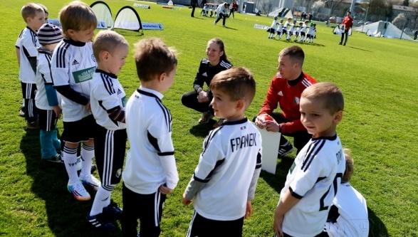 6 lat Legia Soccer Schools!