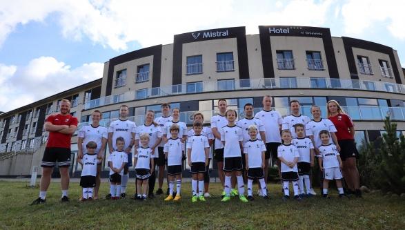 Legia Family Camp Gniewino - reportaż video