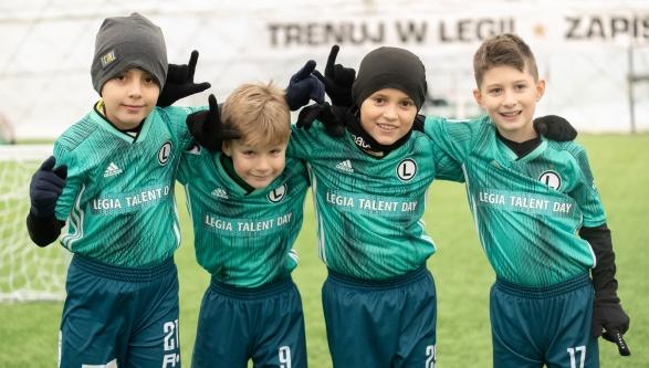 Pierwsza edycja Legia Talent Day za nami!