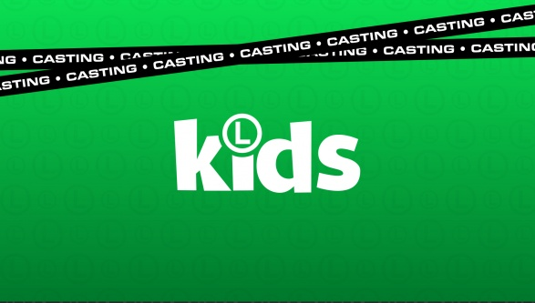 Casting – zostań częścią nowego projektu Legia Kids